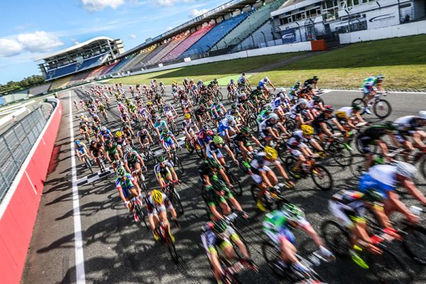 Circuit Cycling Hockenheimring 2015