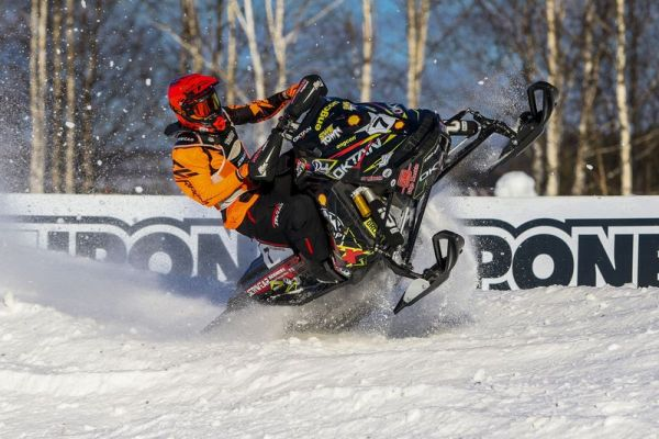 FIM Snowcross World Championship:  Ogemar-Hellgren & Öhman own it!