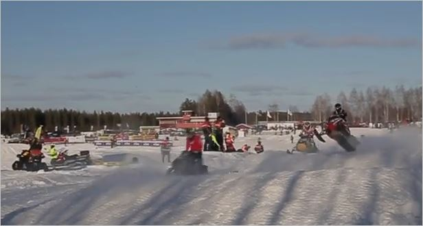 Videos 2015 FIM Snowcross World Championship highlights