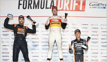 Formula DRIFT Round 3: Unchartered Territory Results - Ryan Tuerck Takes the Victory
