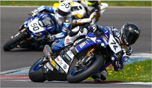 Team Yamaha MGM Returns To The Lausitzring