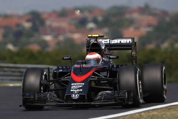 McLaren Honda F1 Team Hungarian GP practices review
