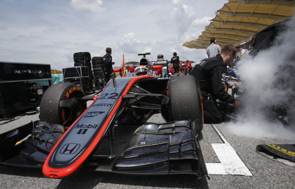 McLaren Honda F1 British GP Silverstone preview