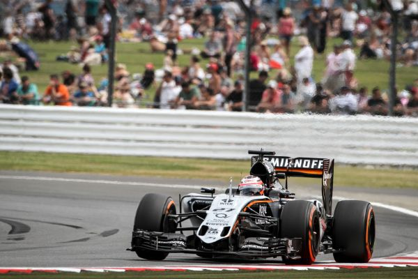 Sahara Force India F1 Silverstone qualifying review