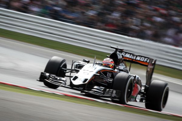 Sahara Force India F1 British GP race review