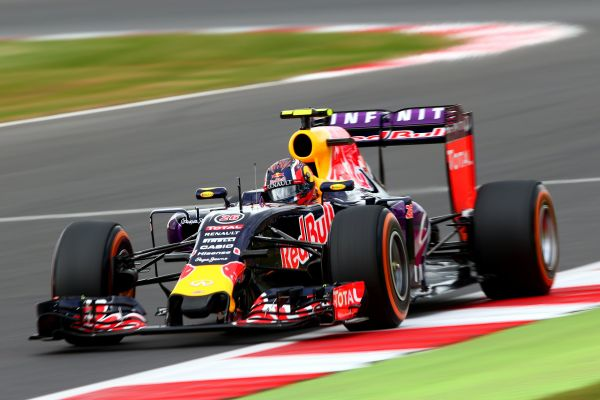 Infiniti Red Bull Racing F1 Silverstone race review