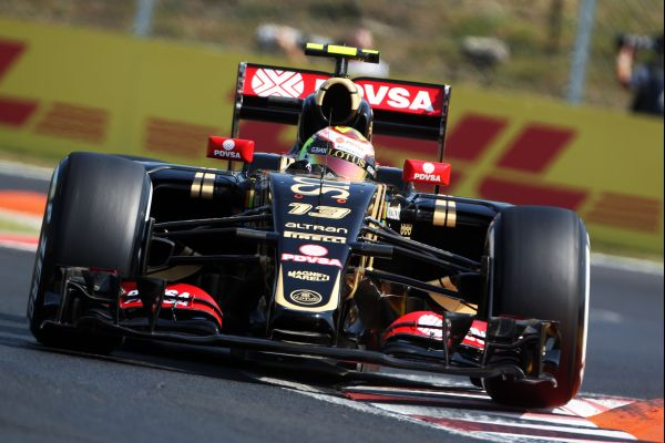 Lotus F1 Team Hungarian GP practices review