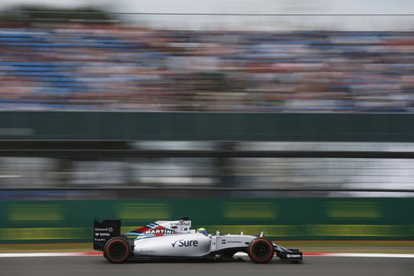 Williams Martini Racing F1 British GP race review