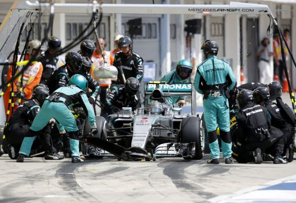 Mercedes AMG Petronas F1 Hungarian GP race review