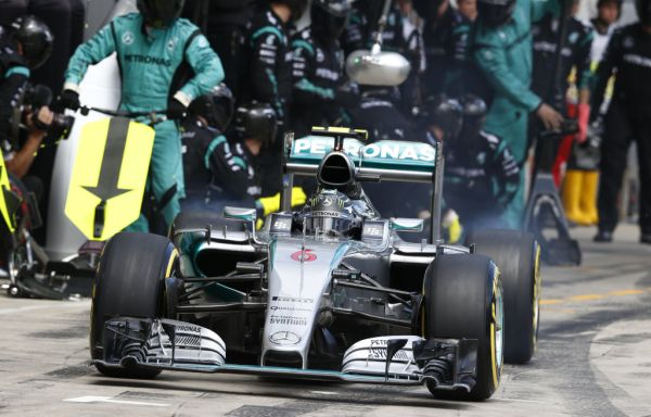 Mercedes AMG Petronas F1 Hungarian GP preview