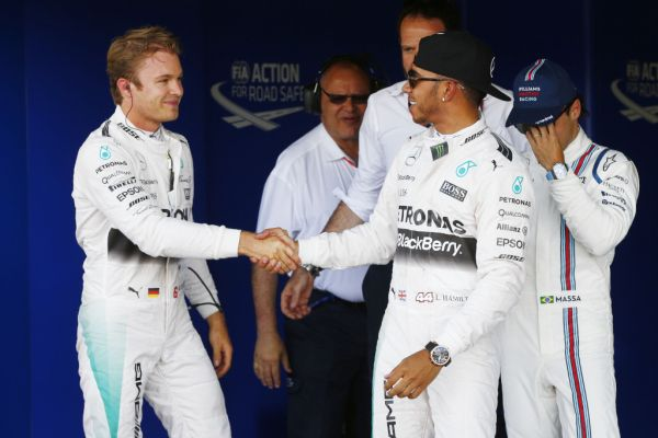 Mercedes AMG Petronas F1 British GP qualifying review