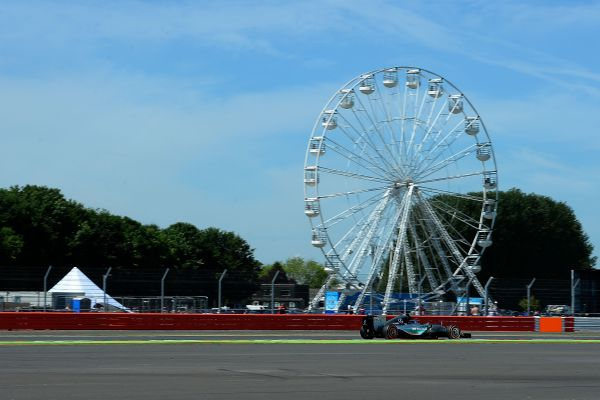 Pirelli F1 British Grand Prix Practice sessions review