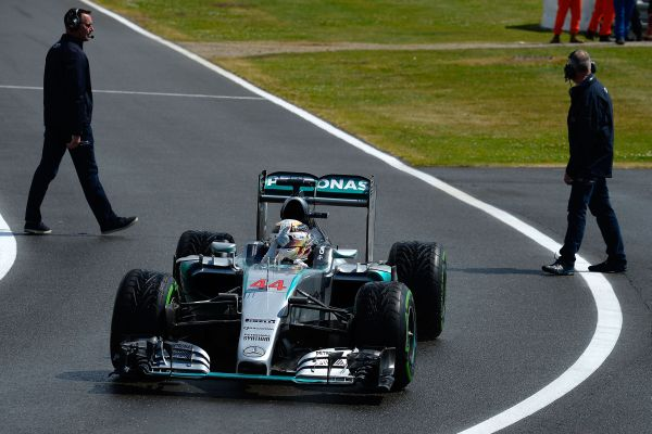 Pirelli F1 British GP race review