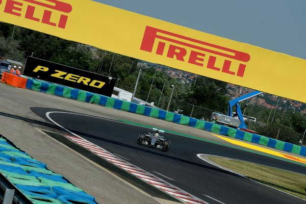 Pirelli F1 Hungarian GP Practices review