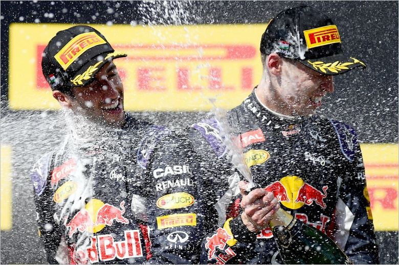 Infiniti Red Bull Racing F1 Hungarian GP race review