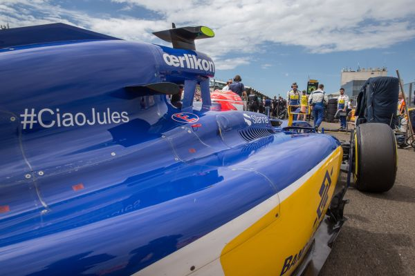 Sauber F1 Hungarian Grand Prix race review