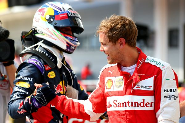 Top 3 driver quotes after Hungarian GP race 2015