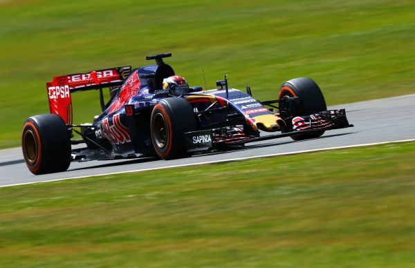 Scuderia Toro Rosso F1 Hungarian GP preview