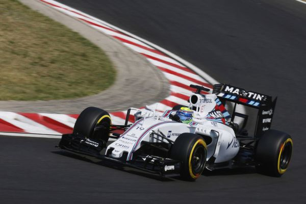 Williams Martini Racing F1 Hungarian GP race review