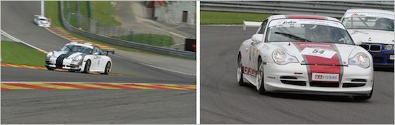 CTT beim Youngtimer Festival Spa Francorchamps