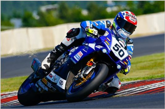 Sudden End to Hungary Weekend for Team Yamaha MGM