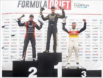 Formula DRIFT Round 4 The Gauntlet Results - Fredric Aasbo is Victorious